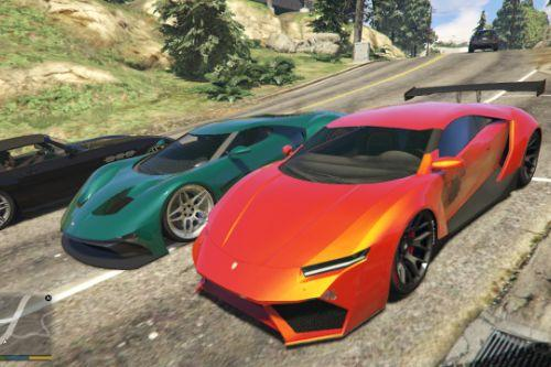 Further Adventures in Finance and Felony Add-On Vehicles Pack