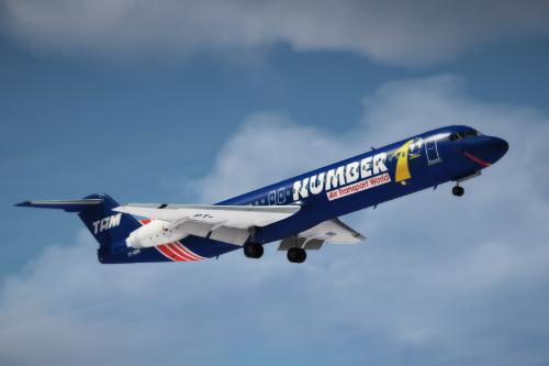 Fokker 100 [Add-On | Liveries]