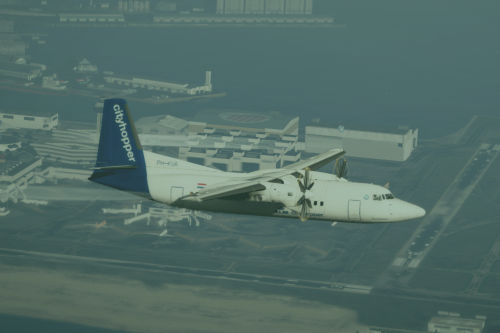 Fokker 50 [Add-On | Tuning I Liveries]