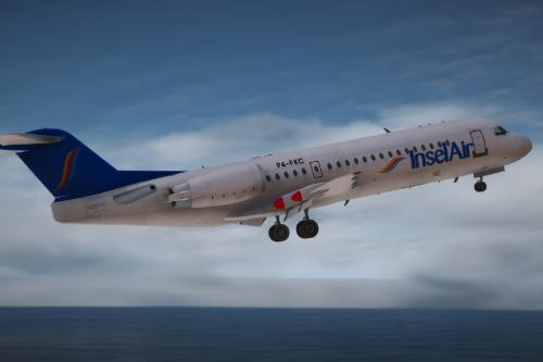 Fokker 70 [Add-On | Liveries]