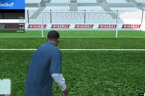 Football (penalty shootout) script