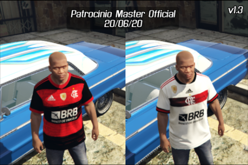 T-Shirts Soccer C. R. Flamengo Adidas kit 2020
