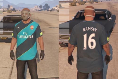 T-Shirts Soccer UEFA Pack 2015/2016