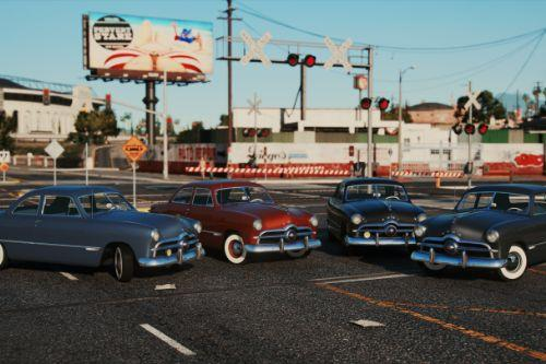 1949 Ford Pack [Add-On | LODs]