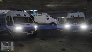 Ford Ambulance UN Paintjob
