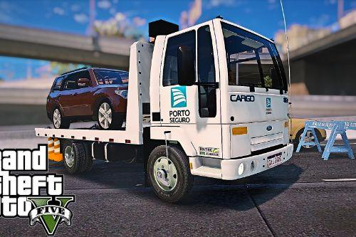 Ford Cargo 815 Tow Truck Porto Seguro [Add-On / Replace] [ELS]