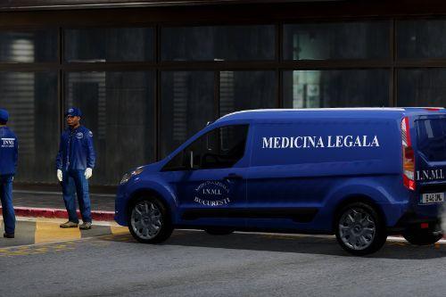 Ford Connect - Medicina Legala