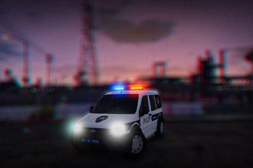 Ford Connect Tourneo Yunus Polis