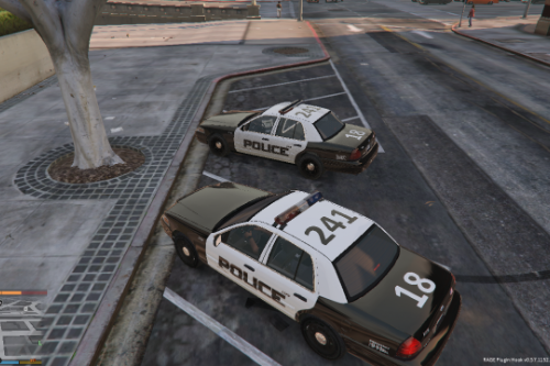 Ford Crown LSPD Sheriff Pack [Addon]
