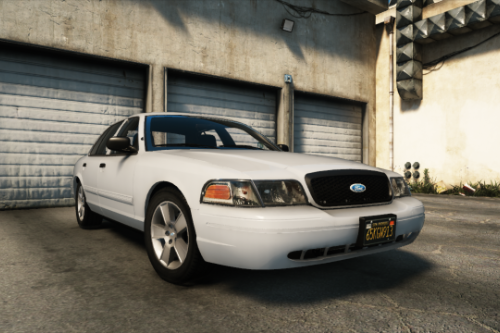 Ford Crown Victoria 2011 [Add-On / Replace | Animations | Tuning | Wheels | Template | LODs]