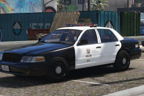 2006 Crown Victoria LAPD [Replace | ELS] (The Rookie based)