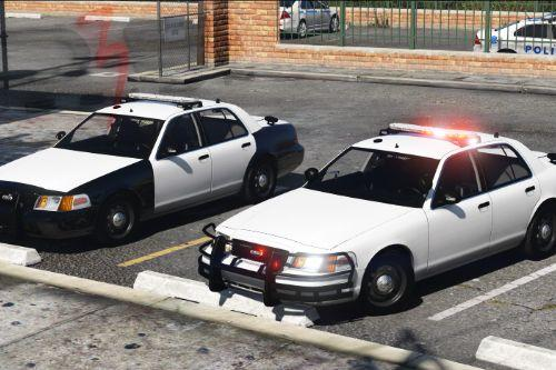 Ford Crown Victoria Police Interceptor '2010 [Replace | AO | Template]