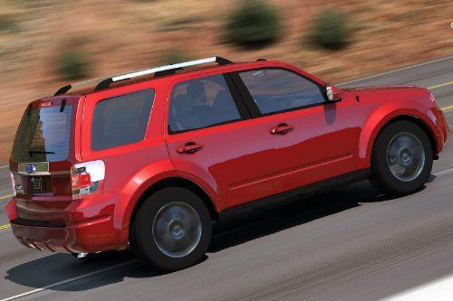 Ford Escape 2012 [Add-On / Replace | Tuning | Wipers]