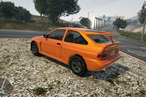 Ford Escort RS Cosworth [Add-On]