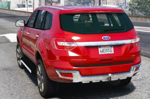 Ford Everest (Add-on / Replace / Trailer)
