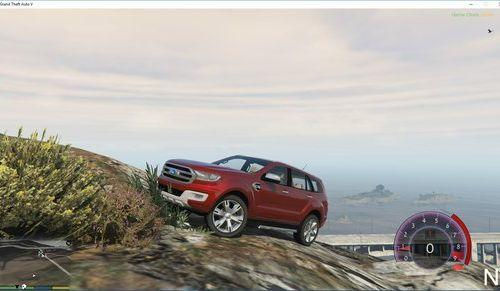 Ford Everest Limited 2017 [Replace]