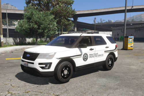 Ford Explorer - Los Santos County Metropolitan Transportation Authority :: Los Santos Transit