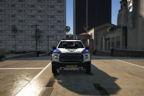 Ford f150 Korean skin police car/포드 f150 한국스킨 경찰차