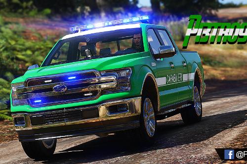 Ford F150 Super Crew - Forestale Carabinieri