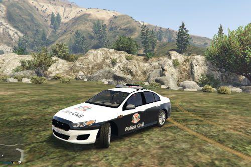 Ford FG-X Polícia Civil SP