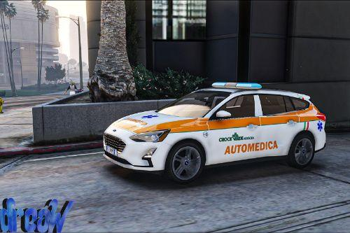 Ford Focus - Automedica Croce Verde Anpas [Skin]