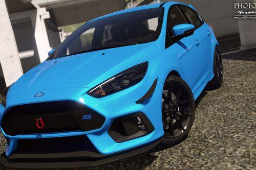 Ford Focus RS 2017 [Add-On / Replace | Tuning | Template | Multi-Livery]