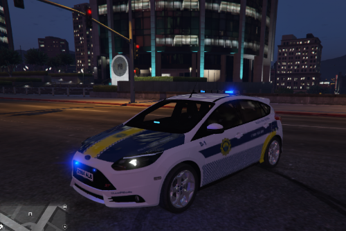 Ford Focus ST Policia Local Paiporta