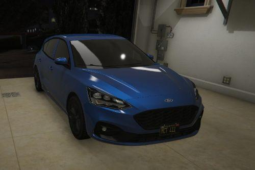 Ford Focus STLINE 2019 [Add-On / Replace]