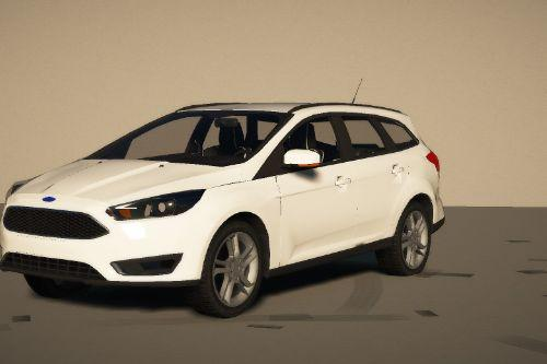 Ford Focus SW3 Phase 2 [Replace | Template | Unlocked]