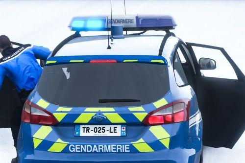 Ford Focus Wagon 2012 | Gendarmerie