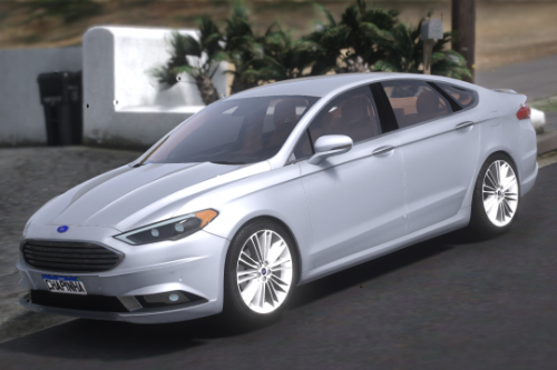 Ford Fusion Titanium 2018 [Add-On]