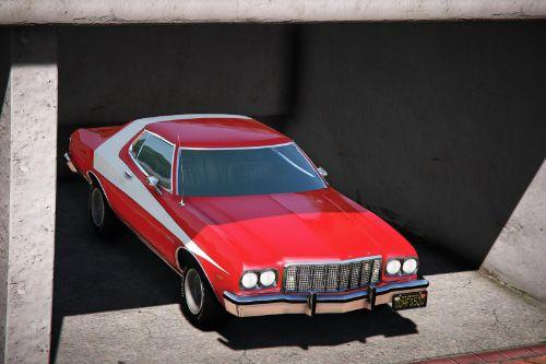 1976 Ford Gran Torino [Add-On | LODs | Template]