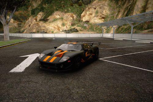 Ford GT 2005 Aorus Paintjob