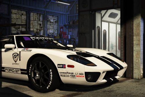 Ford GT LM Race Spec II Livery Gran Turismo