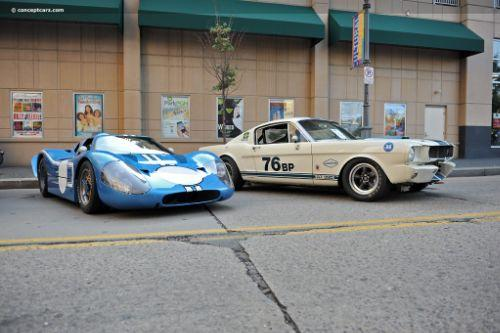 Ford GT40 MkIV [Add-On | RHD | LODs]