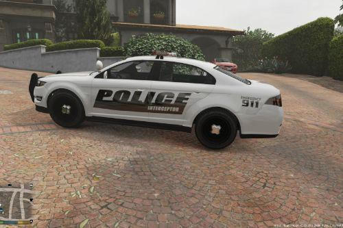 Ford Interceptor Textures