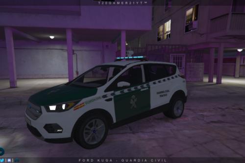 Ford Kuga - Guardia Civil [ELS]