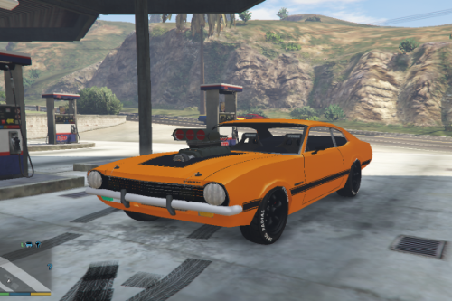 Ford Maverick V8 1976 [Add-On]