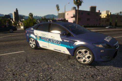 Ford Mondeo de la Policía Federal Argentina