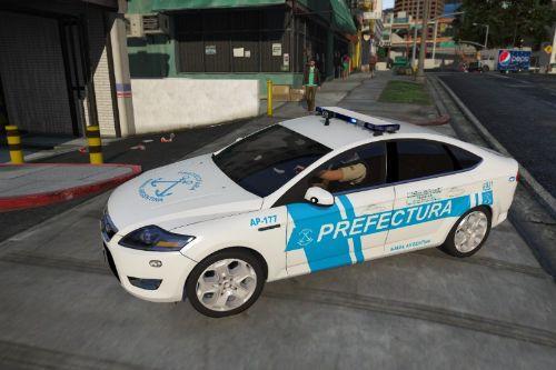 Ford Mondeo de la Prefectura Naval Argentina