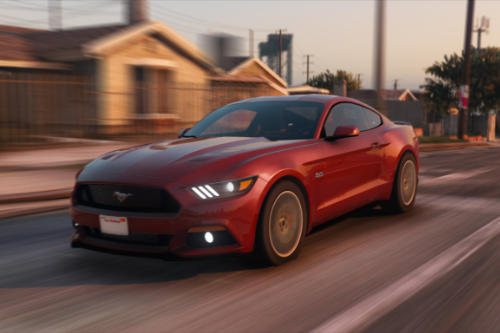 Ford Mustang 2015 MkVI (S550) [Replace]