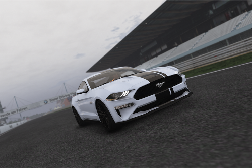 Ford Mustang 2015 Sound Mod [ADDON SOUND]