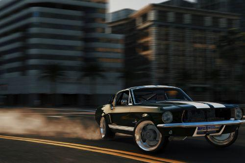 Ford Mustang Fastback '67 (Tokyo Drift) [CSR2] [Add-On / Replace]