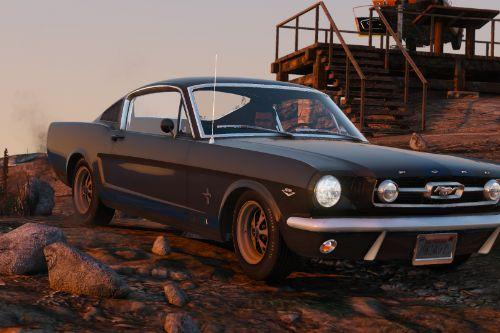 Ford Mustang Fastback [Add-On]