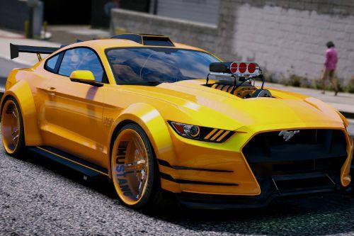 Ford Mustang GT [Add-On | Tuning]