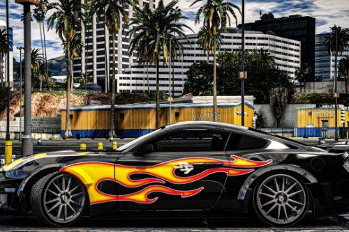 Ford Mustang NFS Razor Edition