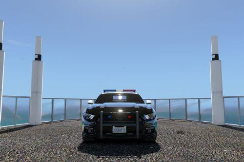 LSPD Ford Mustang [Replace]