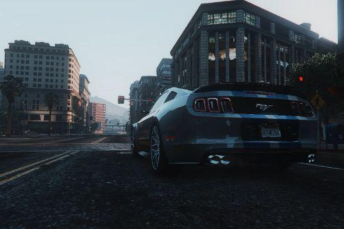 Ford Mustang Shelby GT500 900HP (NFS Movie) Real Handling Top Speed 377km/h