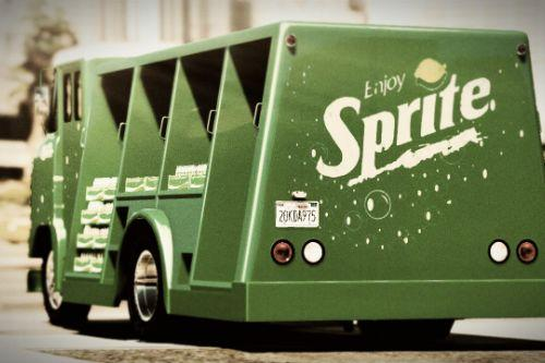 Ford P600 Sprite Delivery Truck Skin
