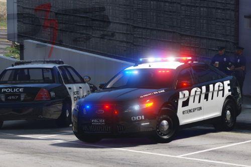 Ford Police Interceptor Sedan '2010 [Replace | AO | Template]